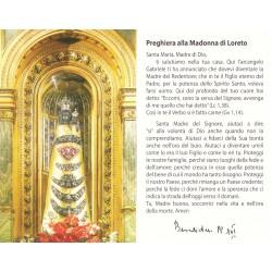 Immagine con preghiera