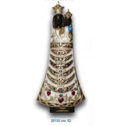Statua Madonna di Loreto cm. 52