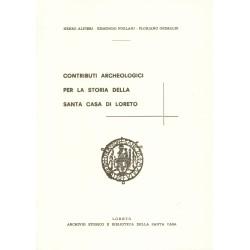 Contributi Archeologici per la storia della Santa Casa di Loreto
