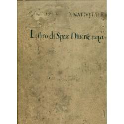 Libro di spese diverse - Lorenzo Lotto