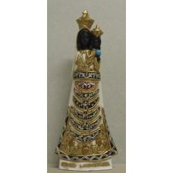 Statua Madonna di Loreto cm. 18