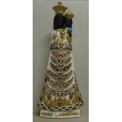 Statua Madonna di Loreto cm. 25