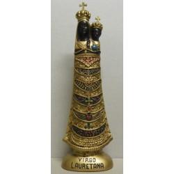 Statua Madonna di Loreto cm. 32