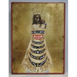 Icona della Madonna di Loreto